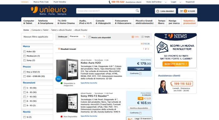 ebook-unieuro